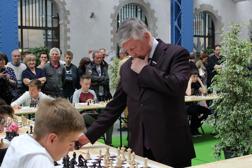 2019 French chess championship – Chartres 2019 – Championnat